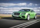 Bentley le da más caballos y par al Continental GT 2015