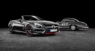 Mercedes Benz homenajea a la Mille Miglia con su SL