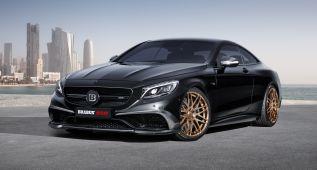 Brabus se pasa con el ciclo del Mercedes S 63 AMG Coupé
