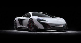 McLaren 675LT, más y mejor