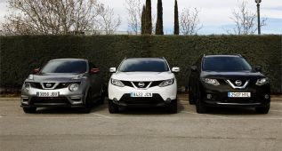 "Nissan ""Crossover Domination"""