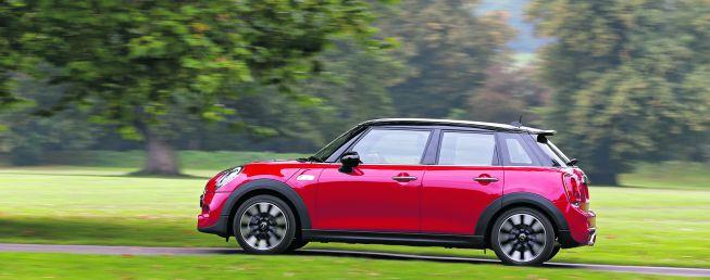 Mini 5 puertas: más polivalencia para un concepto especial