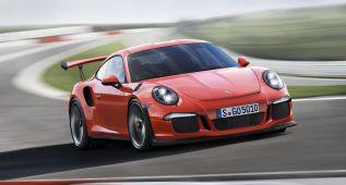 El 911 GT3 RS es el 'nueveonce' más rápido en Nürburgring