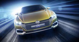 Volkswagen presenta el Sport Coupé GTE Concept