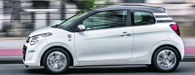 Citroën C1: todo lo necesario para conquistar la gran ciudad