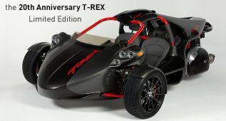 20 años de T-Rex, 20 unidades de edición limitada