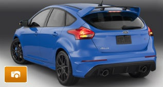 Ford Focus RS Salón NY