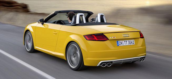 Ya a está a la venta en España el Audi TTS Roadster