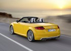 Ya está a la venta en España el Audi TTS Roadster