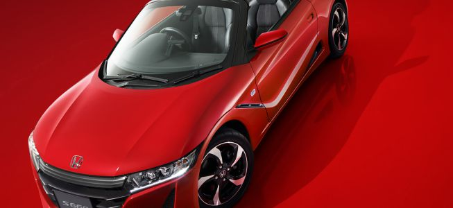 Honda S660, el descapotable que quieres ver en Europa...