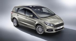 Ford S-MAX, look Aston