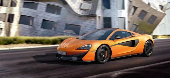 Llega el nuevo hermano pequeño de McLaren: 570S