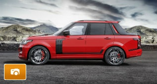 Startech Range Rover Pick-Up