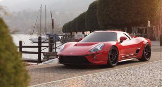 ATS 2500 GT, inspiración clásica