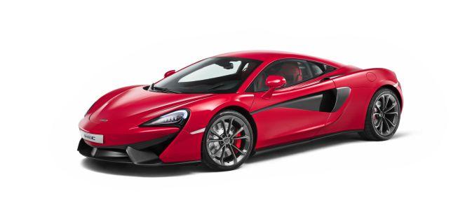"De ""acceso"": McLaren 540C"