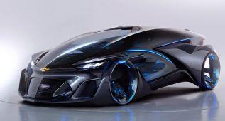 Así será el coche del futuro según Chevrolet