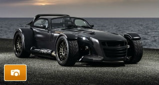 GTO Bare Naked Carbon Edition