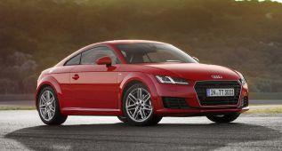 Nueva versión de acceso para el Audi TT con motor 1.8 TFSI
