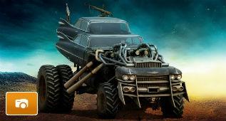 Los coches de Mad Max son una auténtica salvajada