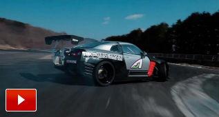 Daigo Saito, un GT-R, 1.000 CV y mucho drift para disfrutar