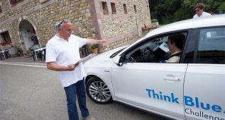 Participa en la Think Blue Challenge de Volkswagen