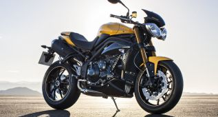 Triumph Speed Triple 94, recordando un mito