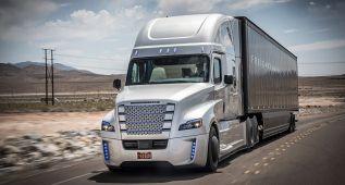 Ya circula el primer camión autónomo del mundo