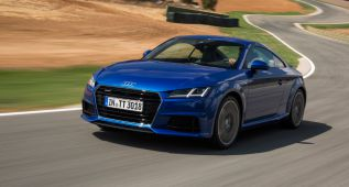 Nuevo Audi TT S line edition