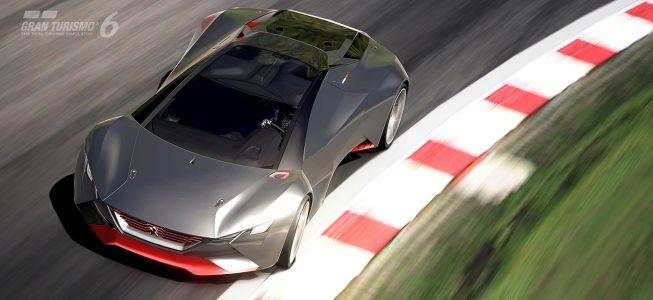 Peugeot también se apunta a Gran Turismo 6