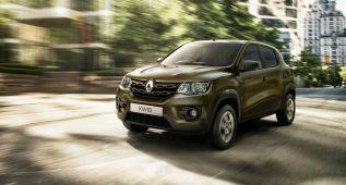 KWID, el mini-SUV de Renault para el mercado indio