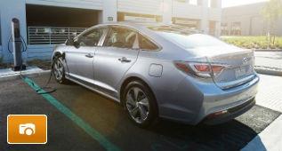 Sonata Hybrid y Plug-In Hybrid