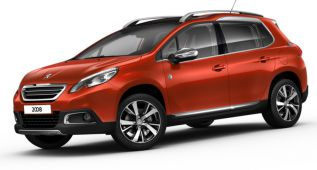 Peugeot lanza el nuevo 2008 1.6 BlueHDi 100 CV S&S
