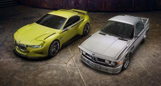BMW 3.0 CSL Hommage, prototipo retro para soñar