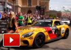 La impresionante parrilla de la Gumball 3000 2015
