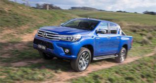 Toyota Hilux 2015: mejora en todos los aspectos