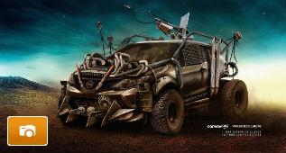 ¿Reconoces alguno de estos coches a lo Mad Max?