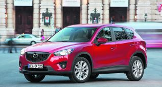 Mazda CX-5: el todocamino que no lo parece al conducirlo