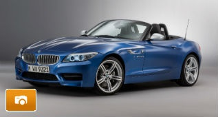 El Z4 se viste de Azul Estoril