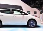 Nissan presenta el nuevo LEAF Acenta Limited Edition