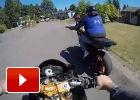 Nunca robes una moto