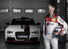 Récord para el RS 5 TDI Competition en Sachsenring