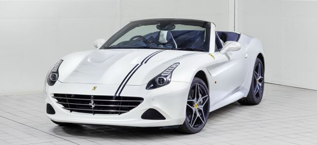 Ferrari California T, hecho a medida para Goodwood