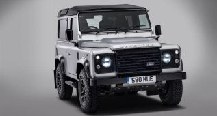 Land Rover Defender '2 millones', ejemplar único