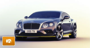 Bentley Continental GT Speed Jets Breiling Series