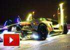 Luces, LED y llamas para el Aventador más discreto