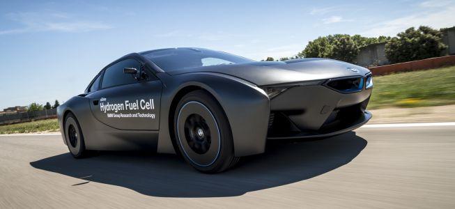 BMW se apunta al hidrógeno