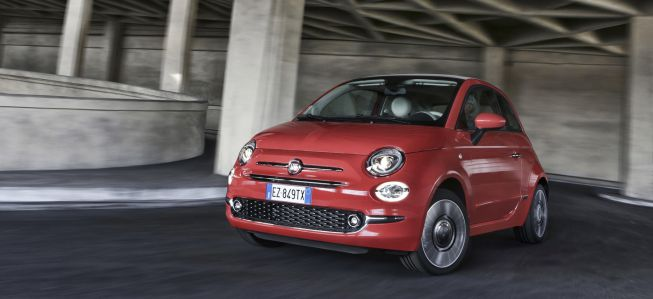 El Fiat 500 se renueva