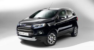 Ford lo vuelve a intentar en Europa con el EcoSport