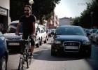 Conductores y ciclistas: multas y situaciones más conflictivas