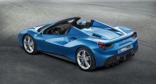 Ferrari estrena nuevo descapotable: 488 Spider